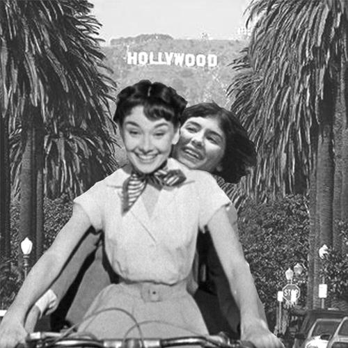 """44. """"Audrey we/in love"""""""